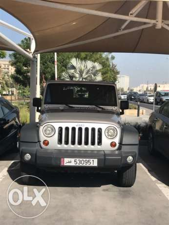 Lady Driven - Wrangler Sport 2012 - Super Excellent Condition