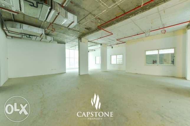 Brand new and highly visible 4-floor commercial building