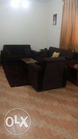 Fully furniture flat 2 Bed rooms in Ezdan 23