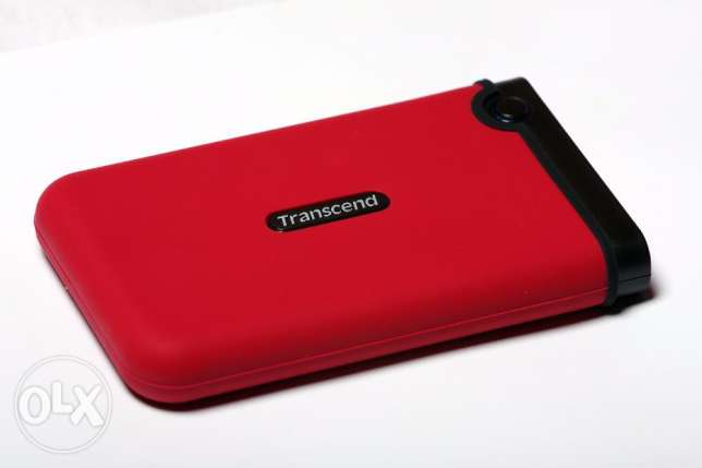Transcend 320GB 2.5 Sata Portable Hard Drive Storejet 25 Mobile