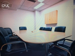 Office for rent Furnished
