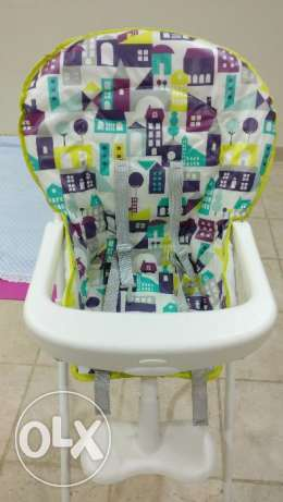 Baby High Chair (Graco, Excellent Condition)