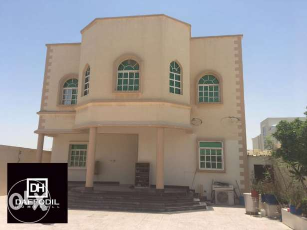 Neat and Clean 2 BHK With A/C at Ain Khalid Only QR 4600/-