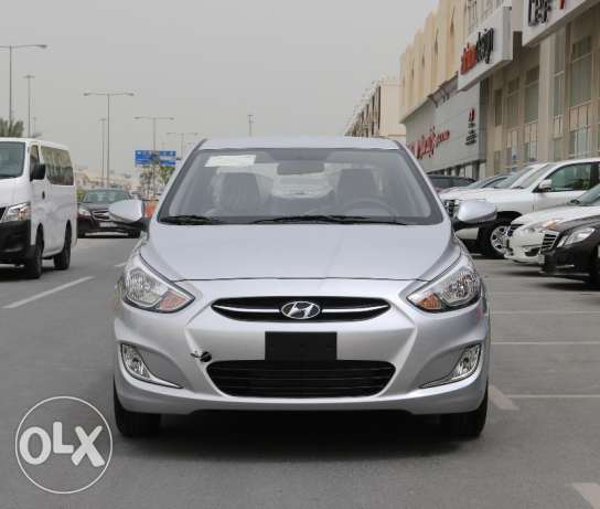 New Hyundai Accent 2017