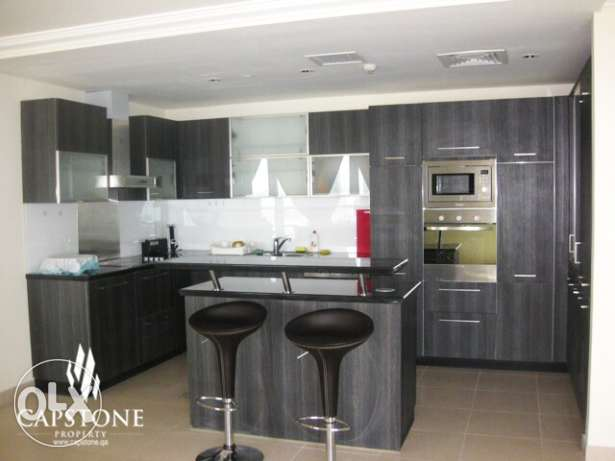 Enjoy Luxury in 2 BR + M Apt. at The Pearl FOR SALE الؤلؤة -قطر -  3