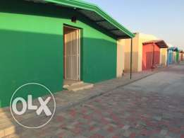 Executive staff and labour accommodation in al khor