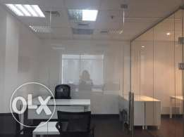 || 147 SQM Fitted Office in Al Nasar Street at QR 19,100 QR ||