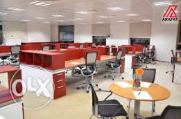Luxury offices for rent on Al Saad