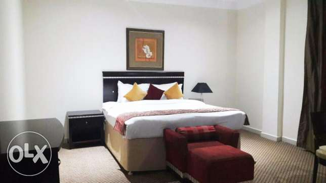 F/F 1-Bedroom Apartment AT Al Sadd: Near Hamad Hospital