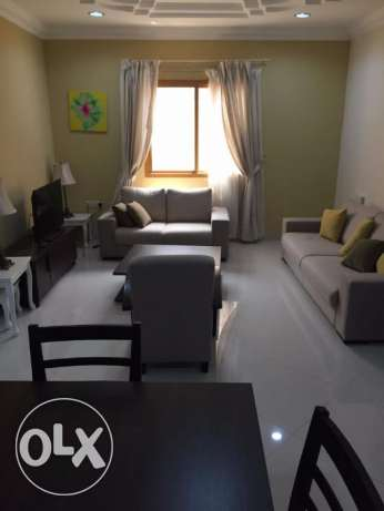 Rooms 4 Rent Stylish 2 Bhk FF Flat Al Sadd ‰