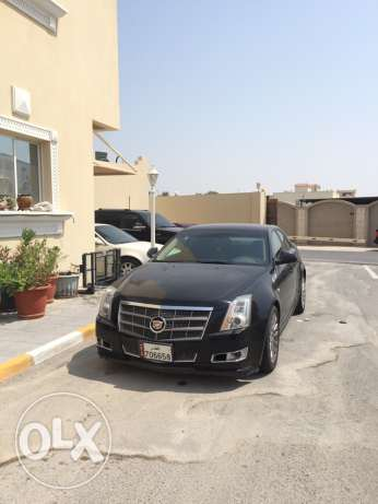 Cadillac CTS 2010 3.0 in perfect condition الغرافة -  1