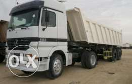 Mercedes Actros (nachal) For Sale