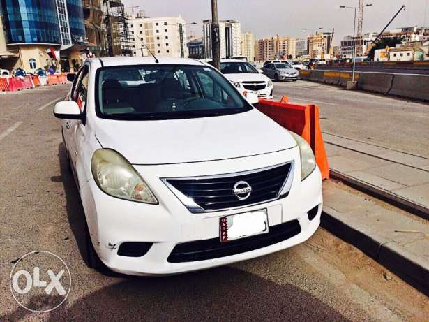 Good Condition Nissan Sunny 2012 Model for SALE..