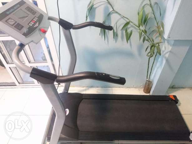 JADA Treadmill QAR 1100/- Like new