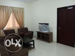 For rent nice fully furnished 2 bedroom apartment in Al sadd area