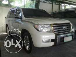 Toyota Land Cruiser VXR V8 FOR SALE