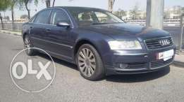 Audi A8L Quatro model 2004, very good condition