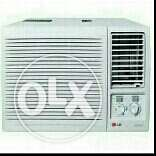 Window use ac for sale lg