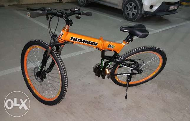 New hummer cycle for sale