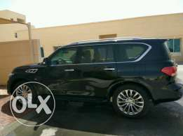 Infiniti QX80 - 2015 model for sale
