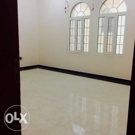 Brand new spacious 1 bhk 2 bath &studio apartment in wakrah for family