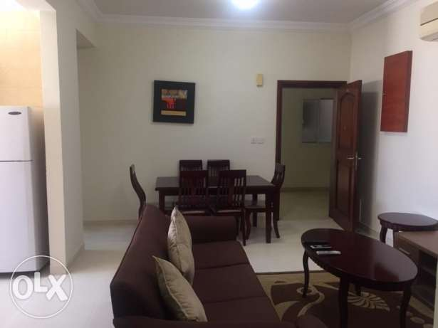 2BHK Fully Furnished in Al Sadd