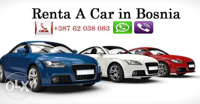 Rent a car in Bosna and Herzegovina