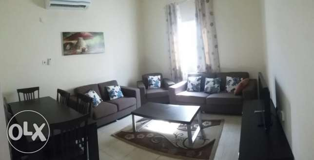 2 bhk fully furnished appartment available for family in mathar qadeem