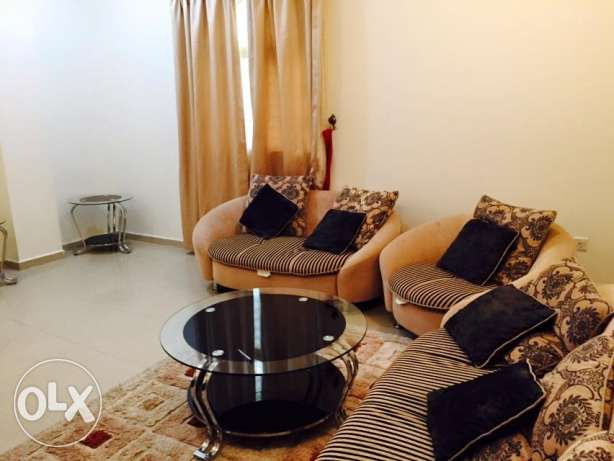 - Fully Furnished Flat For Excutive Staff 3BHK