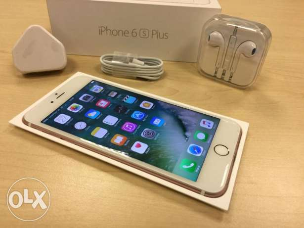 Brand new Apple iphone 6s plus in stock