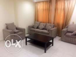 Fully-Furnished 1-BHK + 1 Month FREE Rent in -Abdel Aziz-