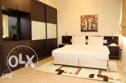 Luxury FF 2-BR 5-Stars Apartment in Bin Mahmoud// House Keeping