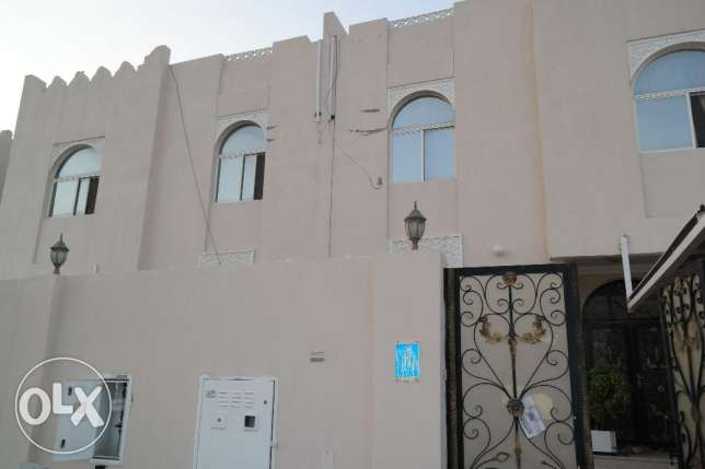Spacious 2 partition villa for rent at Thumama