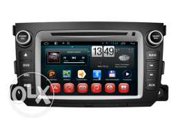 Mercedes Benz Central GPS Multimedia Player Factory Smart fortwo 2014