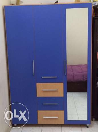 3-door cupboard (home center) for sale