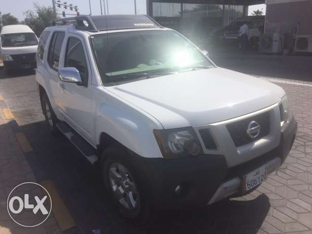 Perfect Condition Nissan Xterra 2012
