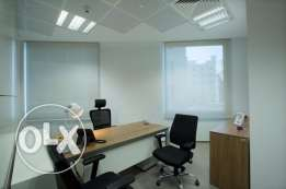 Opportunity for rent offices only 5499 Qr