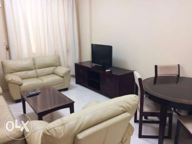 Fully-Furnished 2-Bedroom Flat in -{Bin Mahmoud}- فريج بن محمود -  2