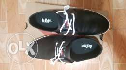 Flat Lee Cooper Black Shoes