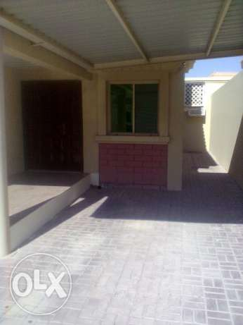 3bhk F/F compound villa close to American embassy with maid room