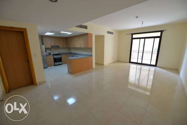 Amazing semi furnished 2 bedroom apartment with open Kitchen in Lusail