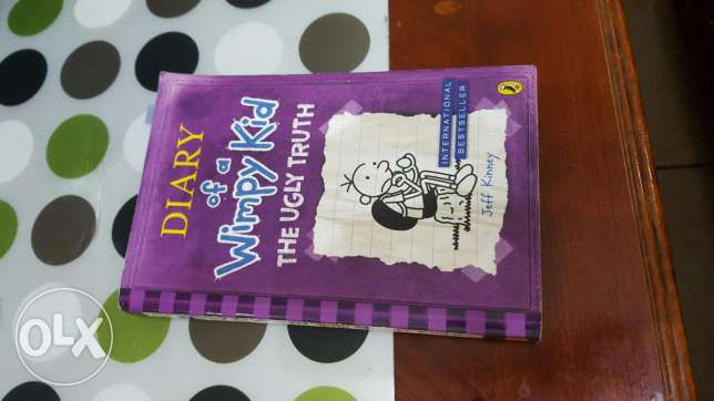 Diary of a wimpy kid The ugly truth ام غويلينه -  1