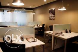 100sqm office with 2 month free period