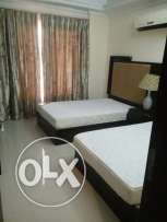Luxury Semi Furnished 2-BHK Apartment in AL Nasr