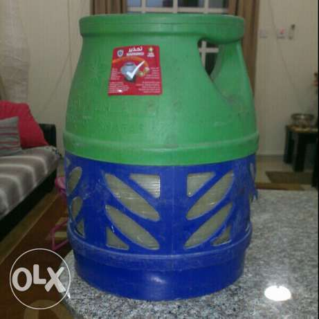 small gas bottle kg for sale