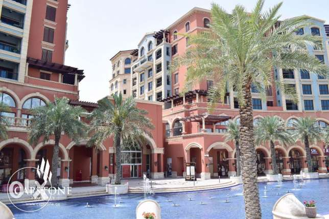 2 Months FREE, Semi-furnished 1-Bedroom Apt in Medina Centrale