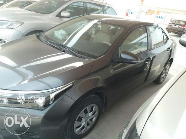 Toyota Corolla Xli 1.6 2015 model 23000km...going in 46000QR