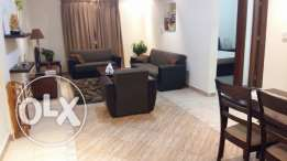 fully furnished 1 bhk flat in al sad included water and electricity