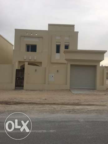 Brand new villas for rent in al gharafa