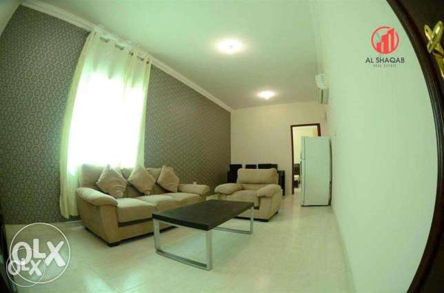 &&2Bhk Fully Furnished in um Ghuwailina